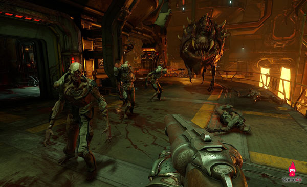 Tựa game doom 2016