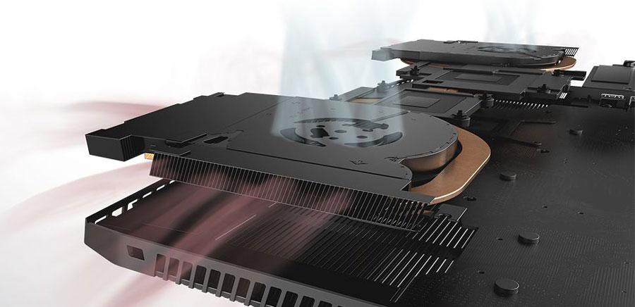 Alienware m17 Máy tính xách tay chơi game-ALIENware CRYO-TECH V2.0