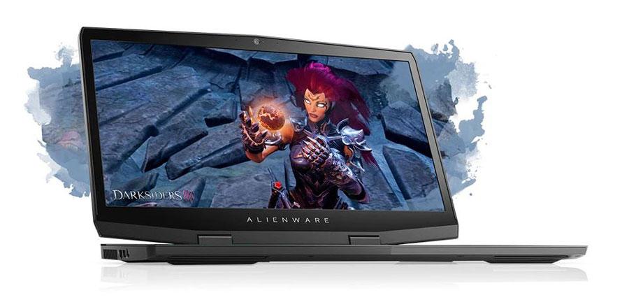 Alienware-m17-laptop-DELIBERATELY SLIM.  QUYẾT ĐỊNH TIẾT KIỆM