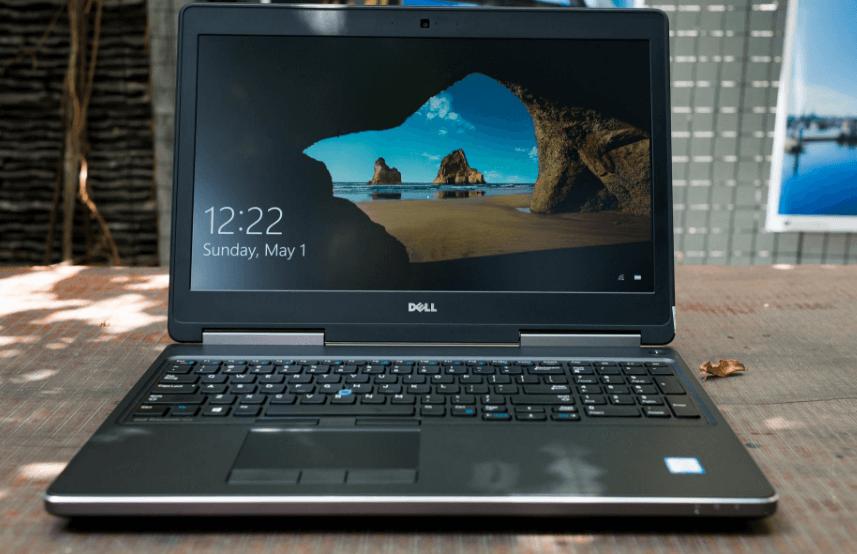 Dell Precision 7510 đánh giá