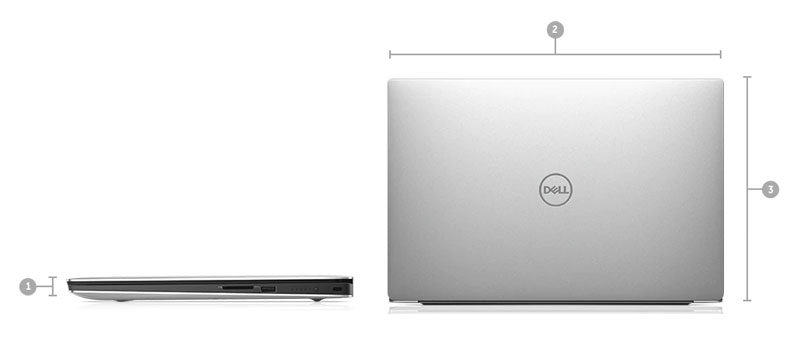 dell xps 15 9570 New 2018