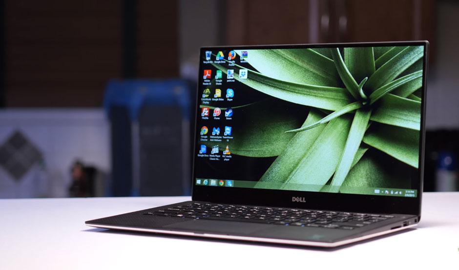 Laptop có viền màn hình mỏng