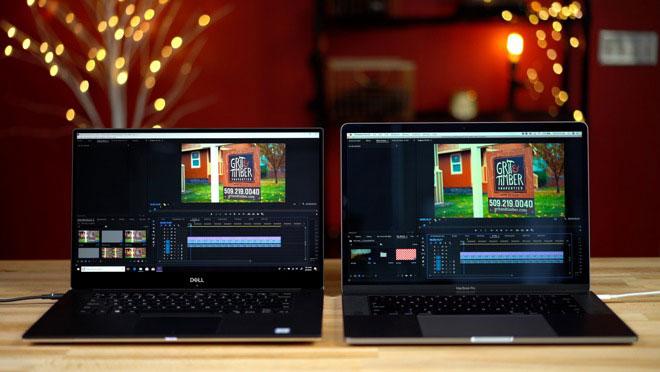Dell XPS 15 9570 đánh giá