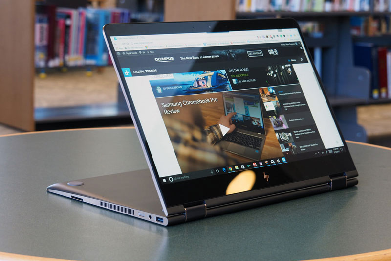 HP Spectre 13 2017 | Laptop HP doanh nhân cao cấp