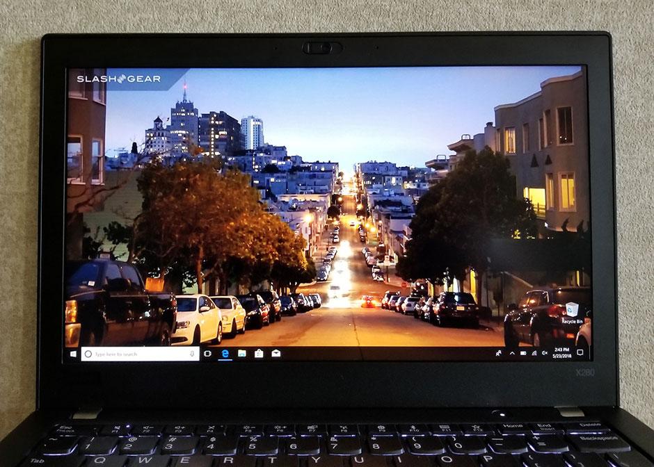 Lenovo thinkpad x280 màn hình