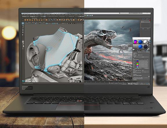 ThinkPad P1 đánh giá thiết kế mỏng nhẹ