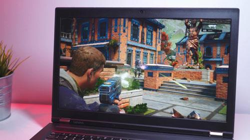 hình ảnh đồ họa game sắc nét