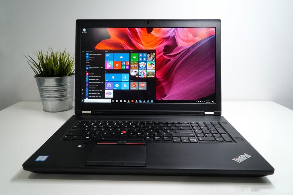 Lenovo ThinkPad P71 hình ảnh