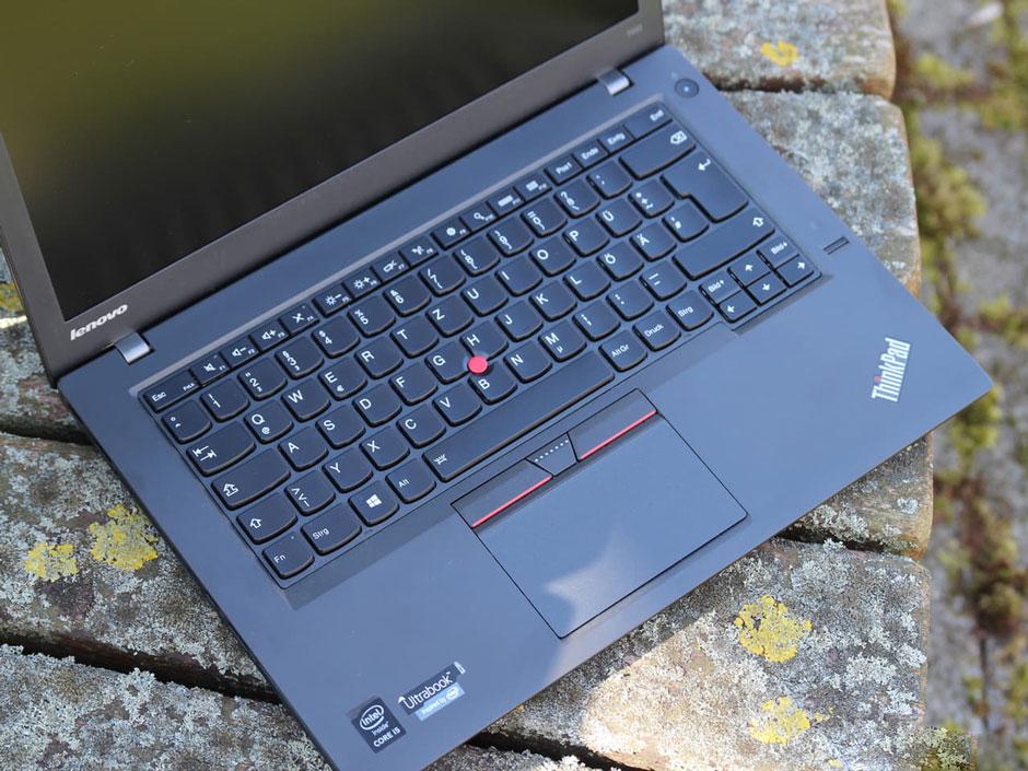 Bàn phám của laptop lenovo thinkpad t450