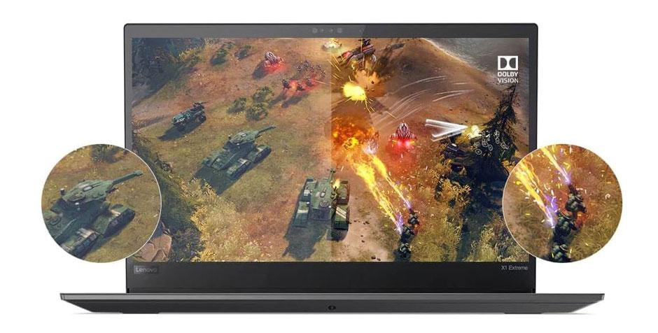 ThnkPad X1 Extreme laptop dành cho game thủ