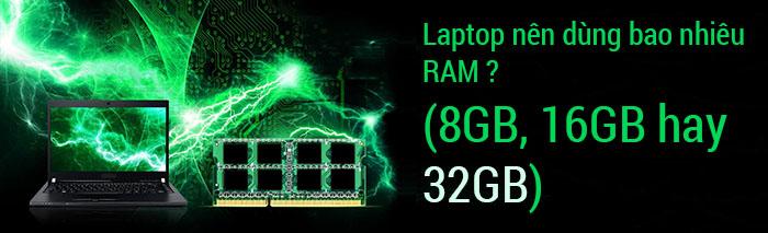 Laptop và RAM