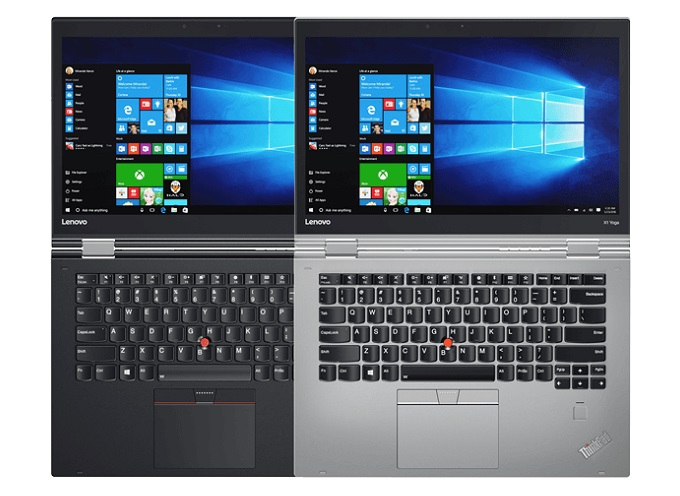Lenovo ThinkPad X1 Yoga (Gen 2) 2017