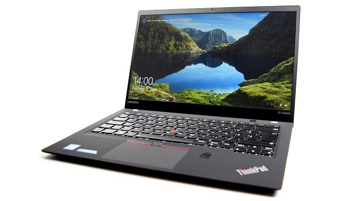 thiết kế Lenovo ThinkPad X1 Carbon Gen5