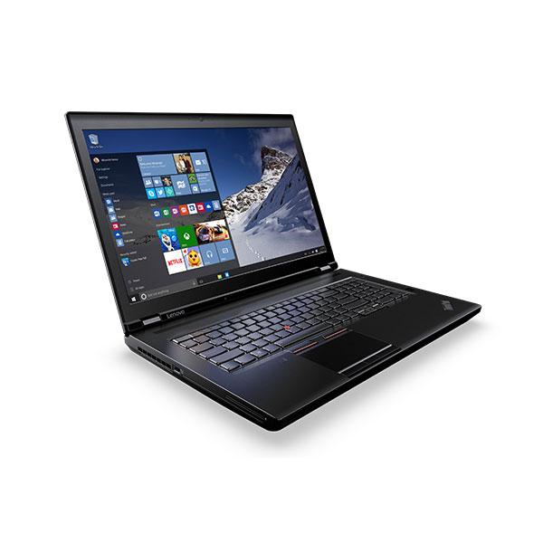 Lenovo ThinkPad P70 model 17-inch, GPU Nvidia Quadro, chip Xeon